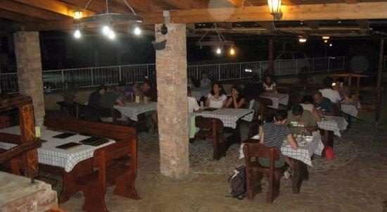 Fazana, Κροατία: il ristorante
