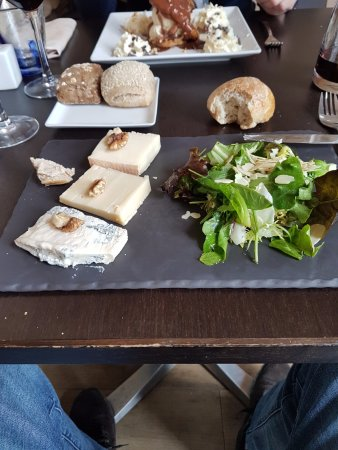Thillois, France : fromage