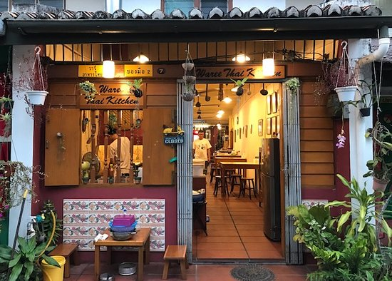 Central Melaka District, Malaisie : Waree Thai Kitchen