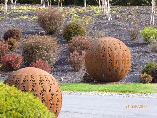 Maybole, UK: Culzean balls