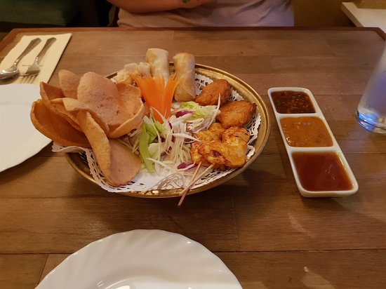 Thai Restaurants Near Doncaster