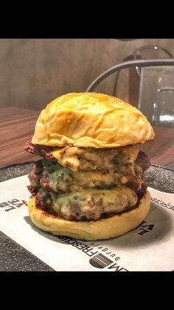 Sem Frescura Burger: 👍👍👍
