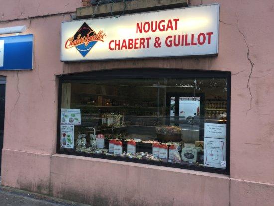 Saulce-sur-Rhone, Frankreich: LA DEVANTURE