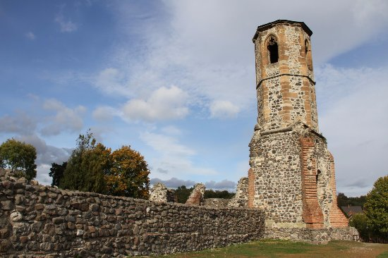 Kisnanai Var : Castle walls