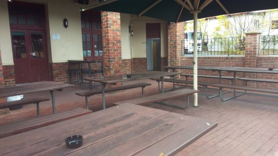 Armadale, Australia: Beer Garden