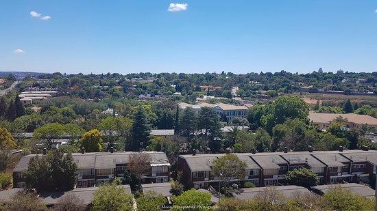 Southern Sun Hyde Park Sandton: View taken of Sandton area