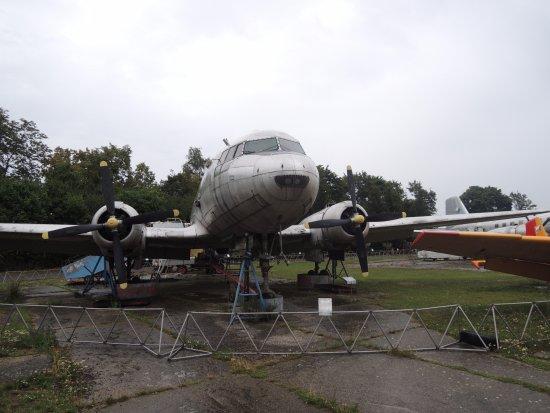 Vyskov, Τσεχική Δημοκρατία: Muzeum Letecké a Pozemní Techniky