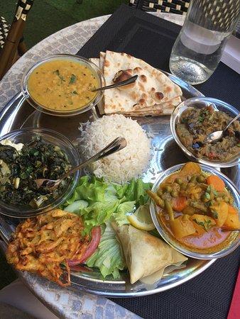 Restaurant Indien  Ef Bf Bd Mougins