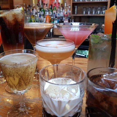 Clevedon, UK: Cocktails