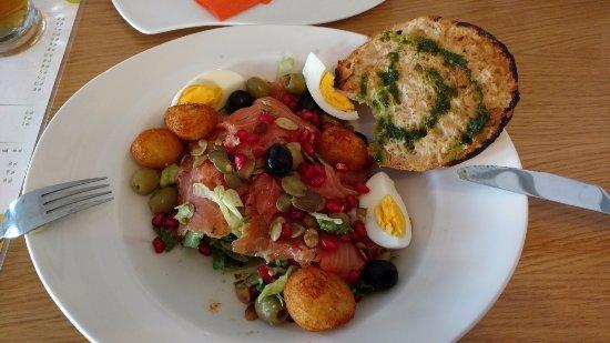Bielawa, Poland: Norweska Salad