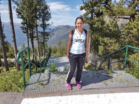 Parrocchia di Sant Julià de Lòria, Andorra: El ingreso al Parque, segundo nivel