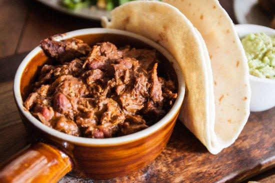 Tamborine Mountain, Australia: Pork Carne - This is food!