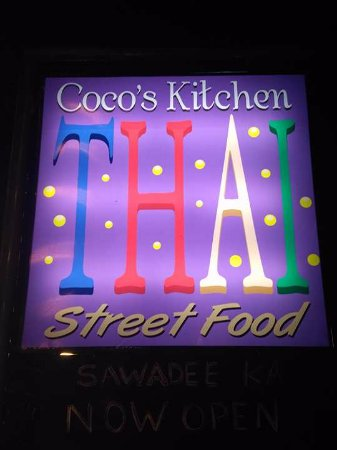 Coco's Kitchen - Thai Street Food