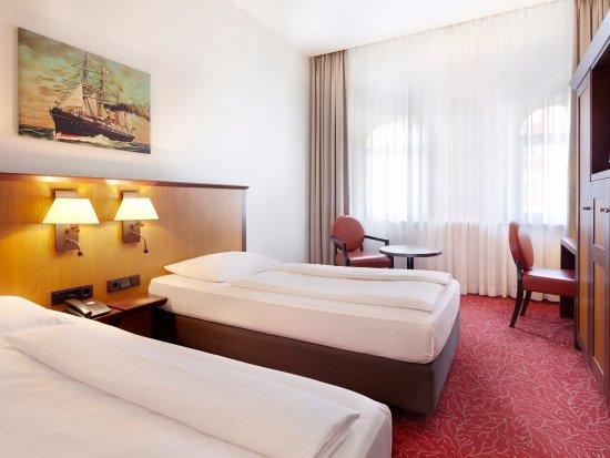 Hotel Hafen Hamburg: Zimmer_Seemann