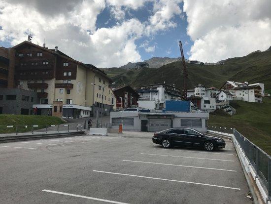 Solden, Avusturya: Dorfansicht