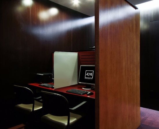 474 BUENOS AIRES HOTEL: Business Center