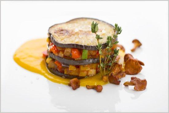 De Kelders, Afrique du Sud : Vegetarian main course
