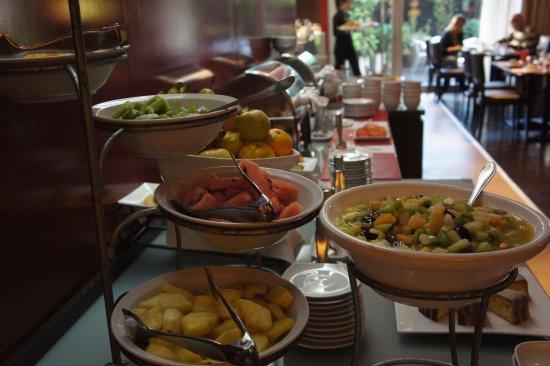 474 BUENOS AIRES HOTEL: Desayuno Buffet