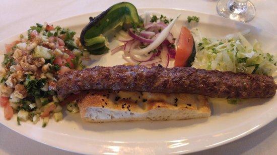 Pasha authentic turkish cuisine turkish restaurant 64 for Authentic turkish cuisine