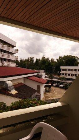 Cha-Am Methavalai Hotel Bild