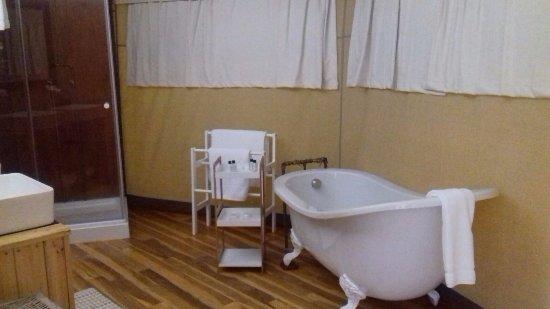 Colchester, Νότια Αφρική: bathroom