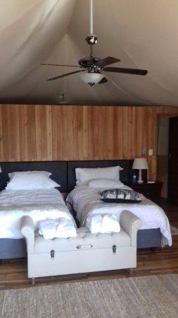 Colchester, Νότια Αφρική: double room