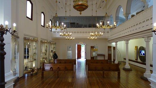 المتحف اليهودي الجنوب إفريقي