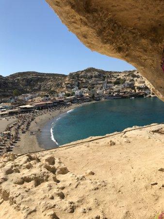 Creta, Grecia: Matala