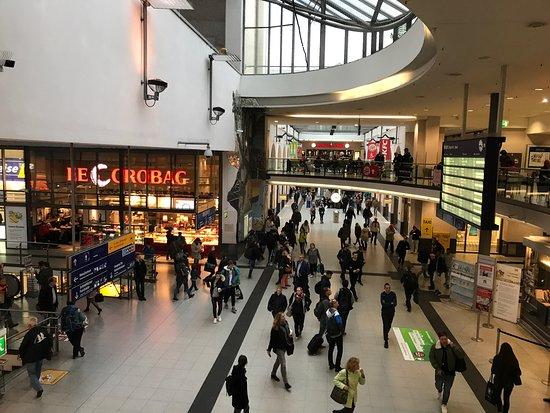 Salzburg Hauptbahnhof