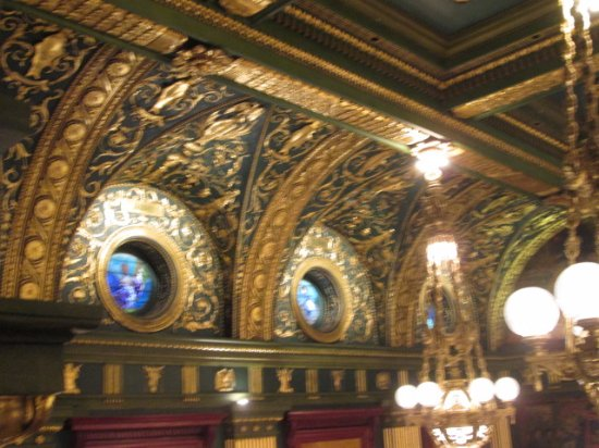 Pennsylvania State Capitol: Beautiful interior