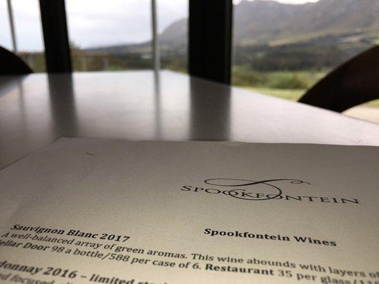 Spookfontein Restaurant: photo4.jpg