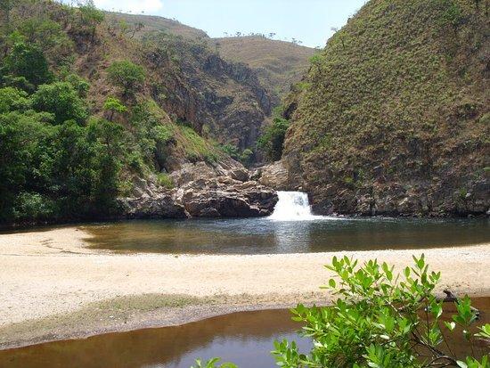 Delfinopolis: Cachoeira Zé Carlinhos