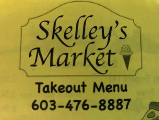 Moultonborough, NH: Skelley's Market