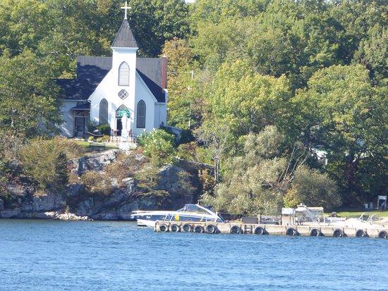 Gananoque Boat Line .- Les Iles sur le St Laurent
