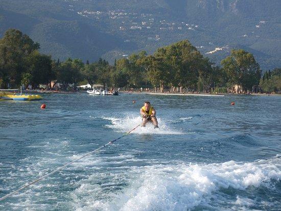 Dassia, Grecia: Second lesson