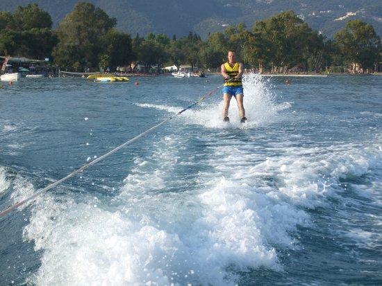 Dassia, Grecia: Second lesson litlle bit later