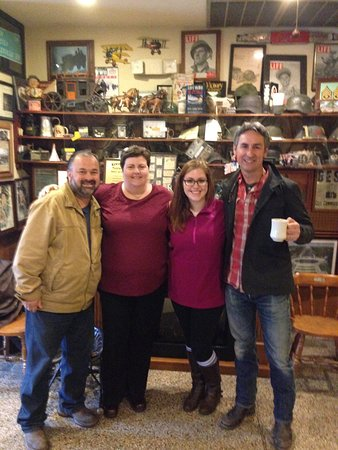 Owensboro, KY: Visit the restaurant where the American Pickers visited!