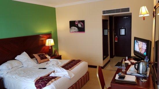 Hotel Intercontinental-Addis: 20171012_124854_large.jpg