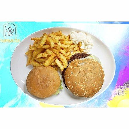 Petersdorf, Deutschland: XXL (BIG) Hamburger oder Cheeseburger