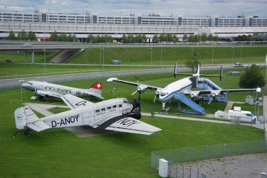 Visitors Park Munich Airport