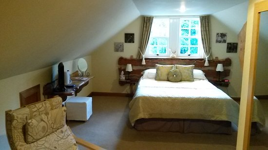 Stair, UK : Our Room