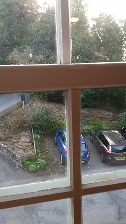Stair, UK : View from room