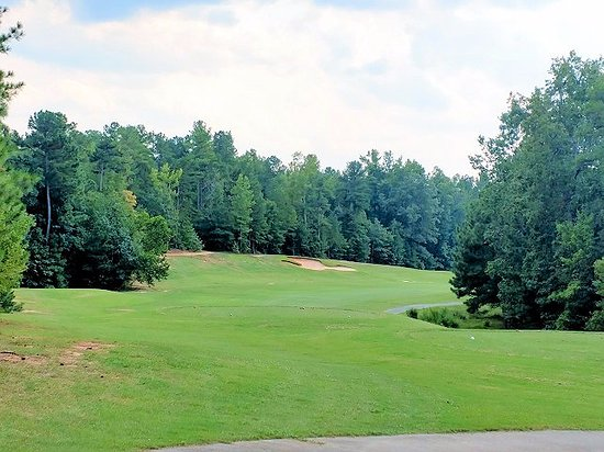 Durham, Carolina del Norte: the course