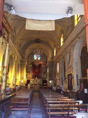 Riposto, Ιταλία: The nave