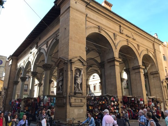 Freya's Florence Tours: The market