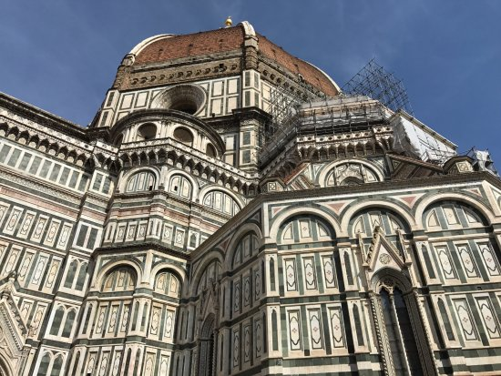 Freya's Florence Tours: Serious marble