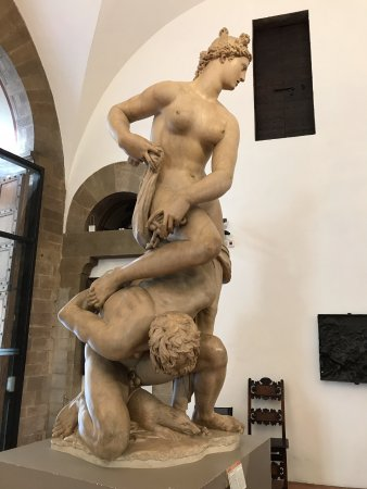 Freya's Florence Tours: Ouch