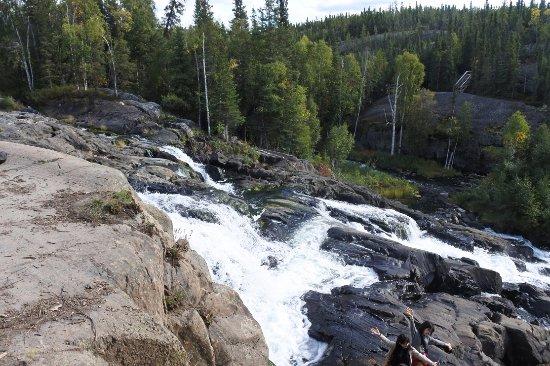 Cameron River Falls Trail