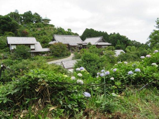 Otaki-machi, Ιαπωνία: Myoushouhouji Temple