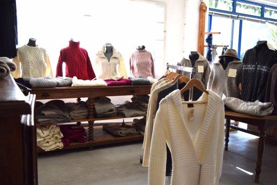 Esquieze-Sere, Francia: Vêtements hommes et dames 100% laine